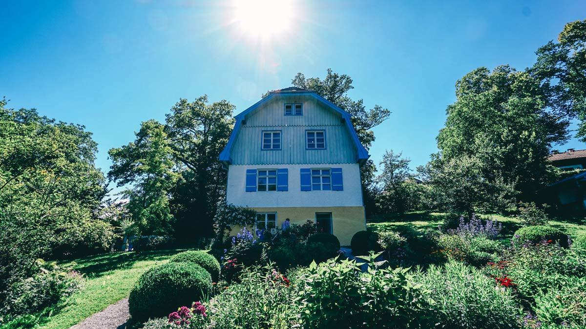 Murnau Muenter Haus
