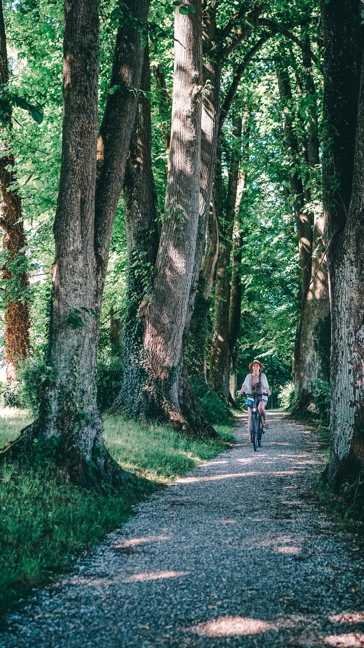 Oberbayern Radtouren