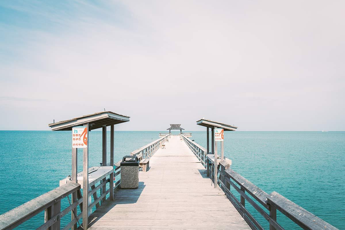 Naples Pier, Florida