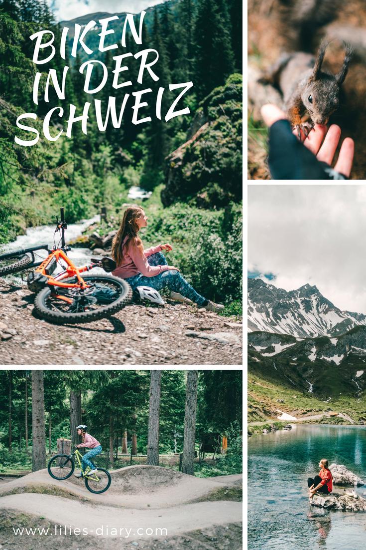 Radtouren in der Schweiz