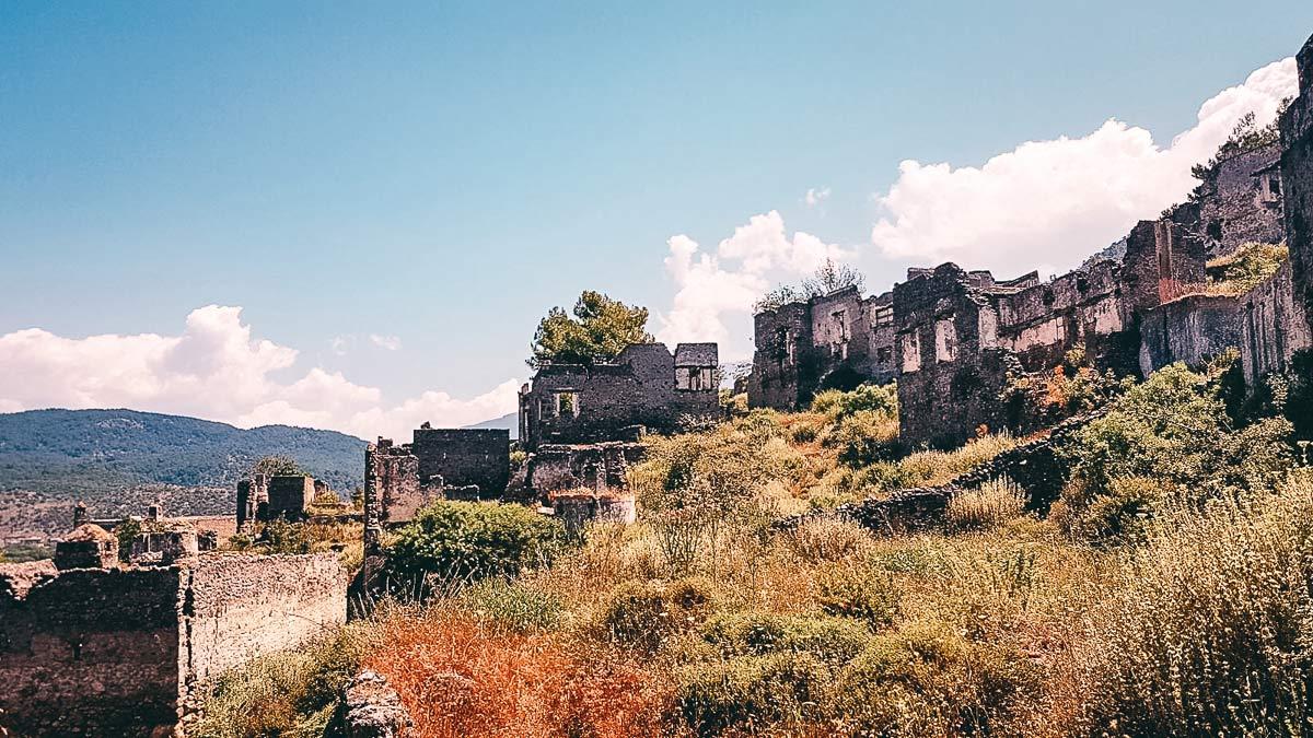 Ruinenstadt Kayakoey