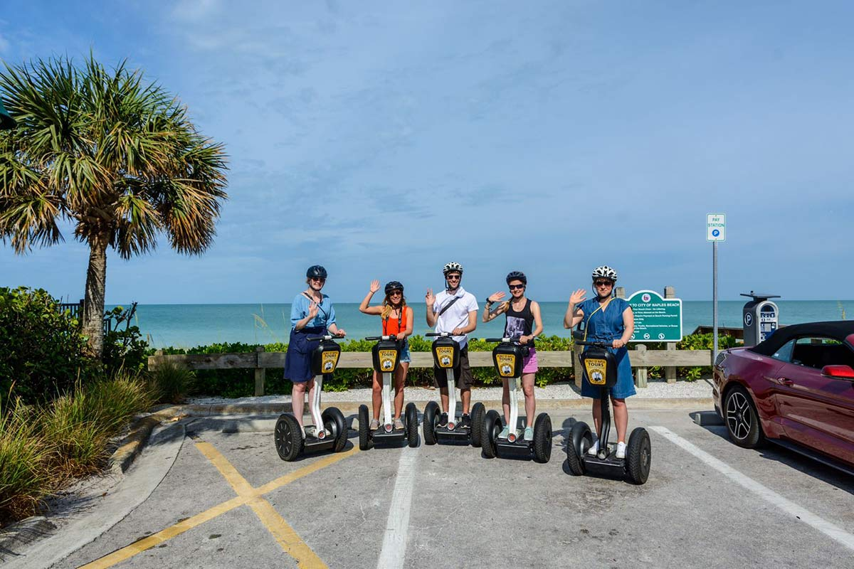 Segwaytour in Naples