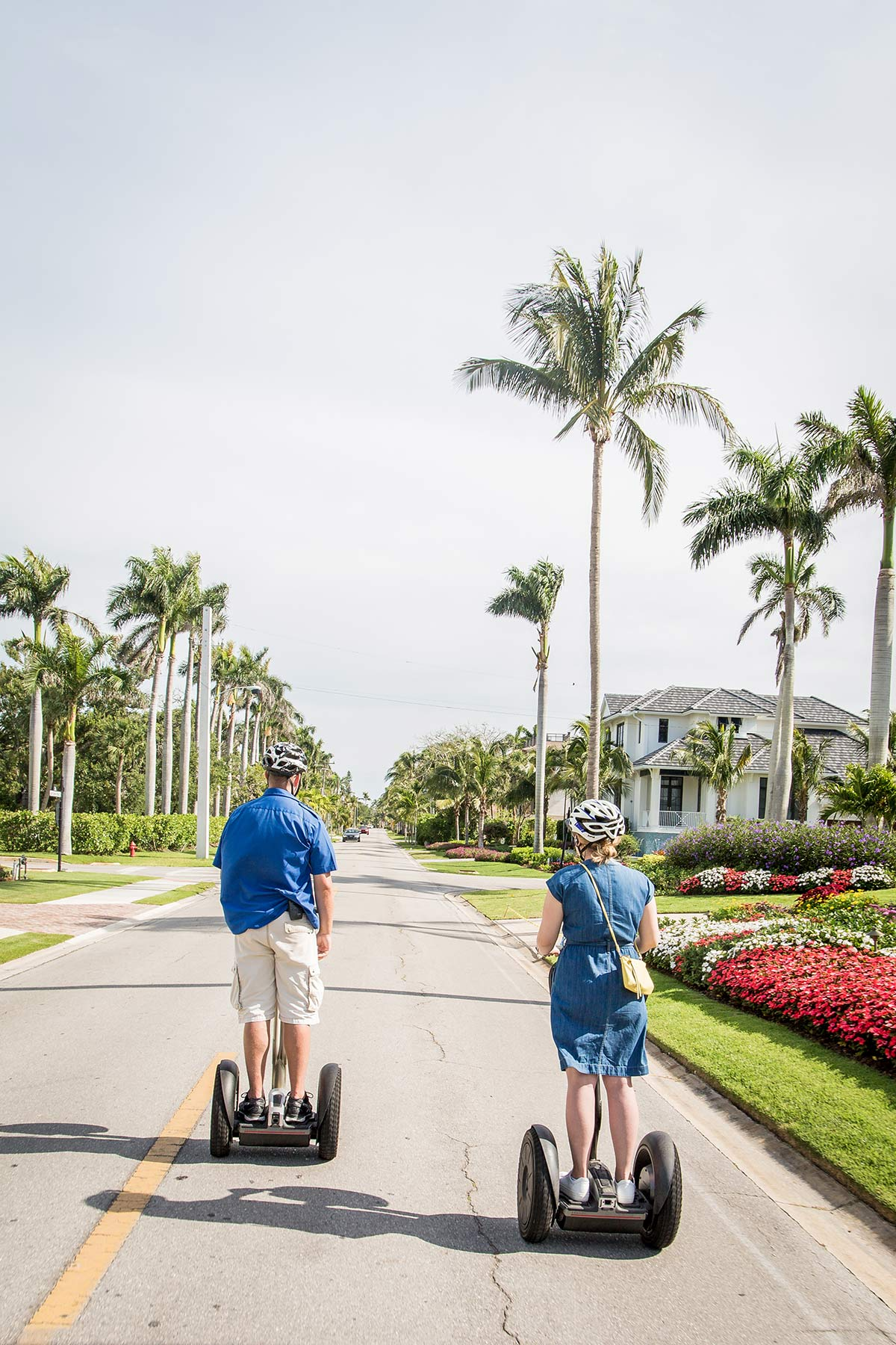 Segwaytour durch Naples