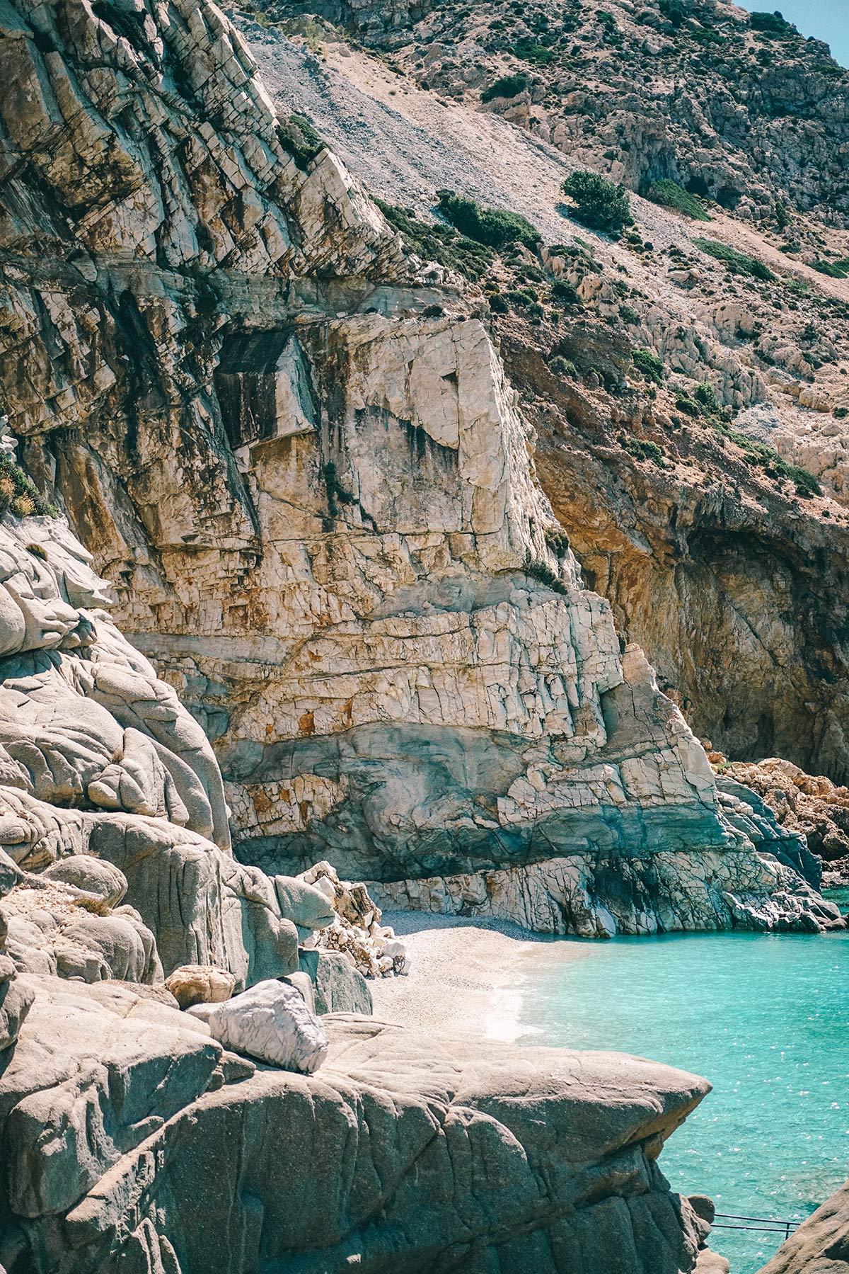 Seychelles Beach Ikaria