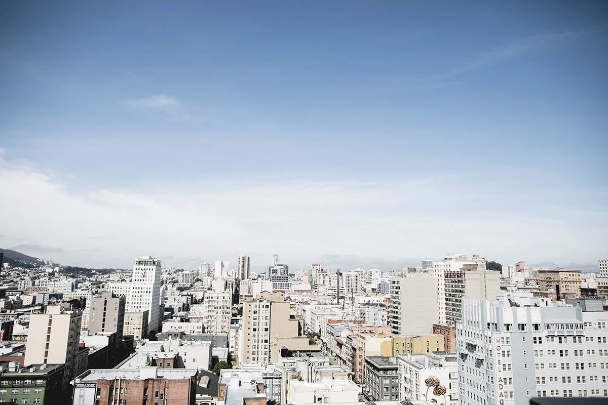 Skyline San Francisco