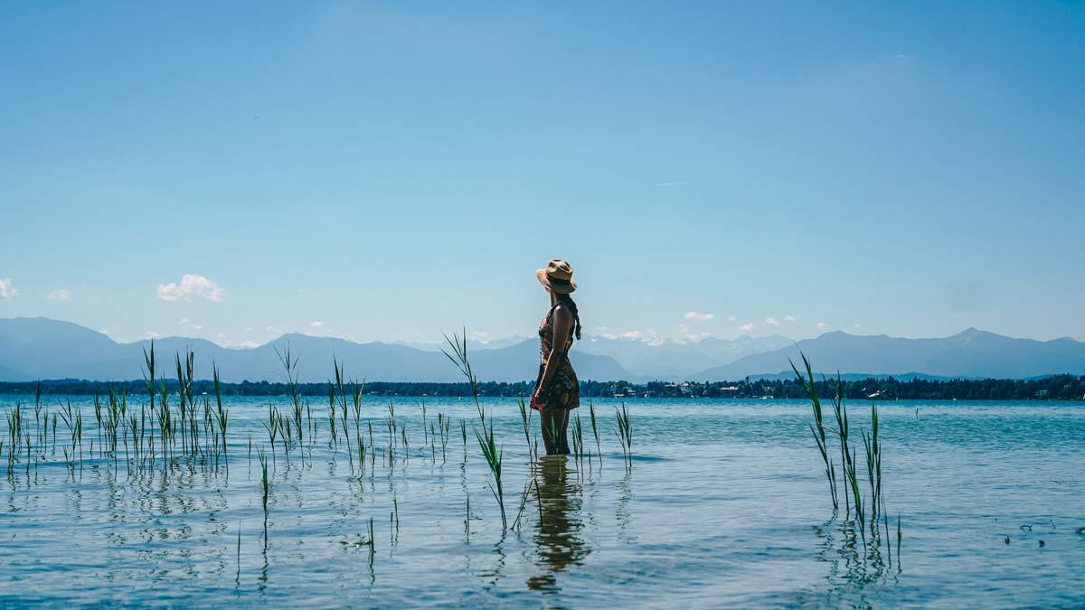 Starnberger See Natur Erholung