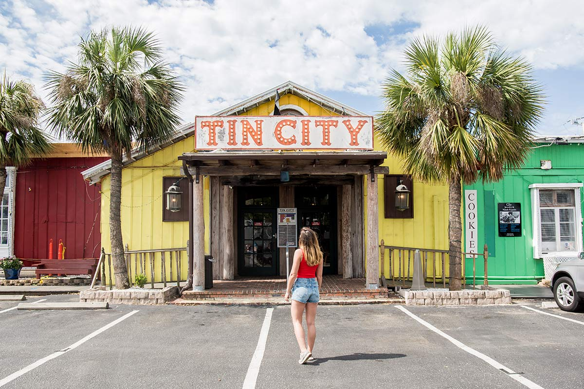 Tin City Naples Florida