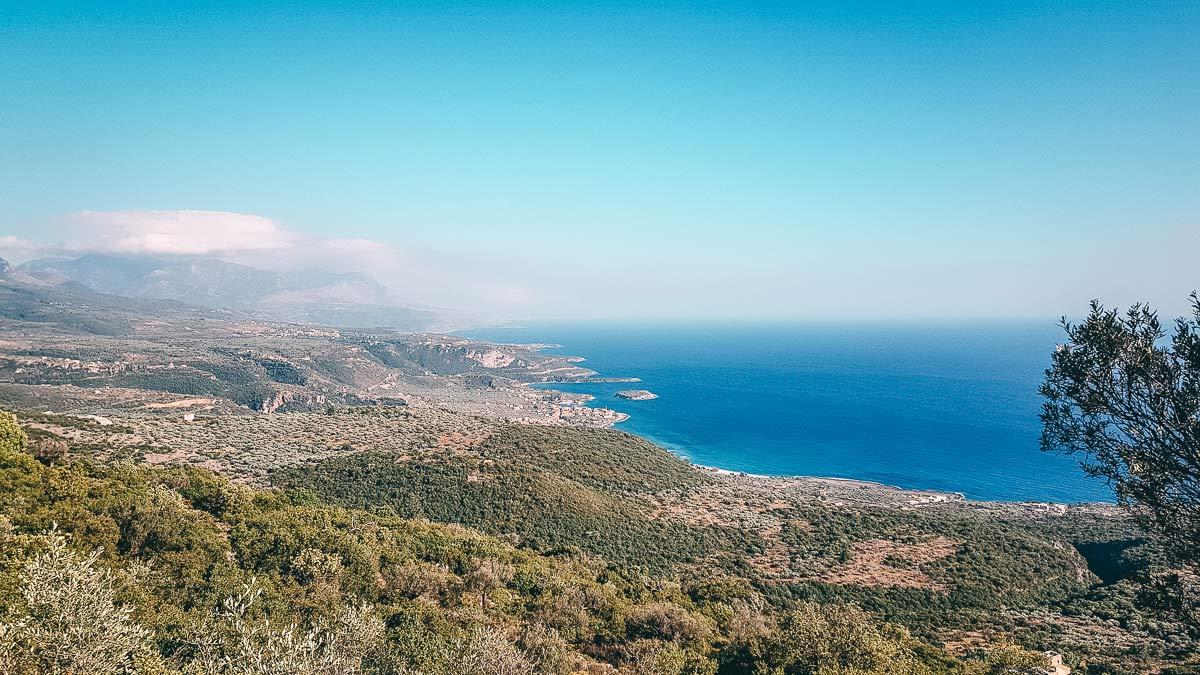 Urlaub in Mani in Griechenland Tipps
