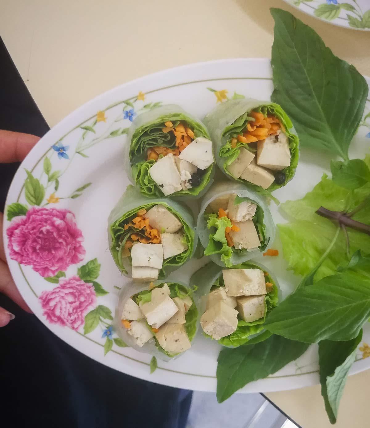 Vegetarian Restaurant Bangkok
