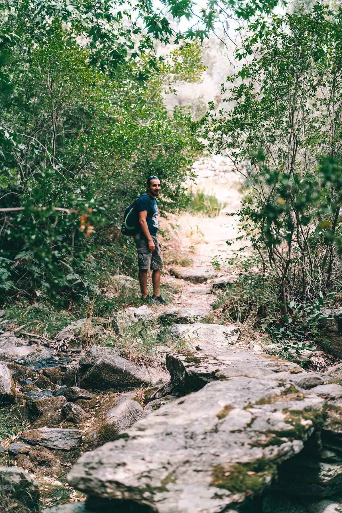 Wandern auf Ikaria
