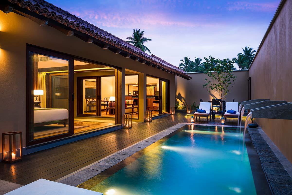 Anantara Kalutara Pool Villa