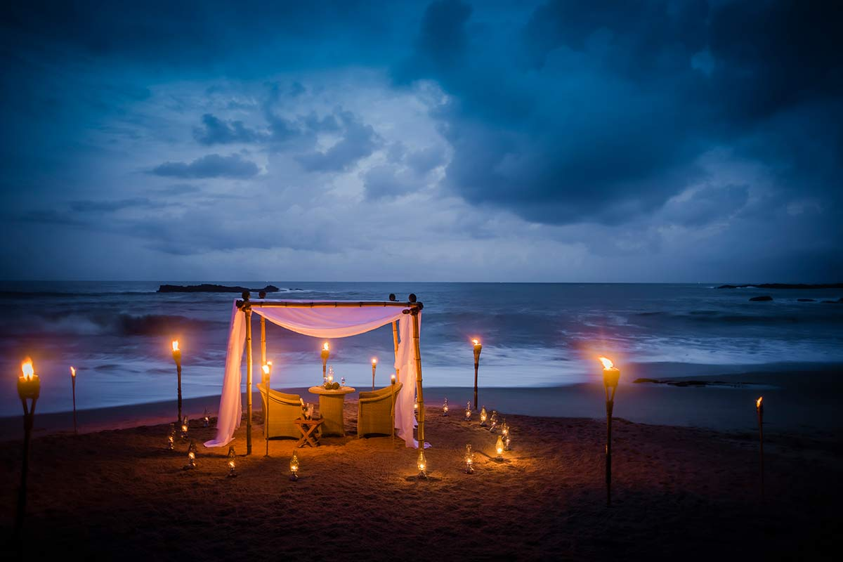 Anantara Peace Haven Tangalle Dining by Design