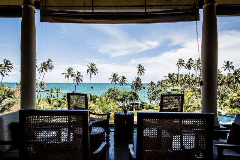 Ausblick Anantara Peace Haven Tangalle Resort