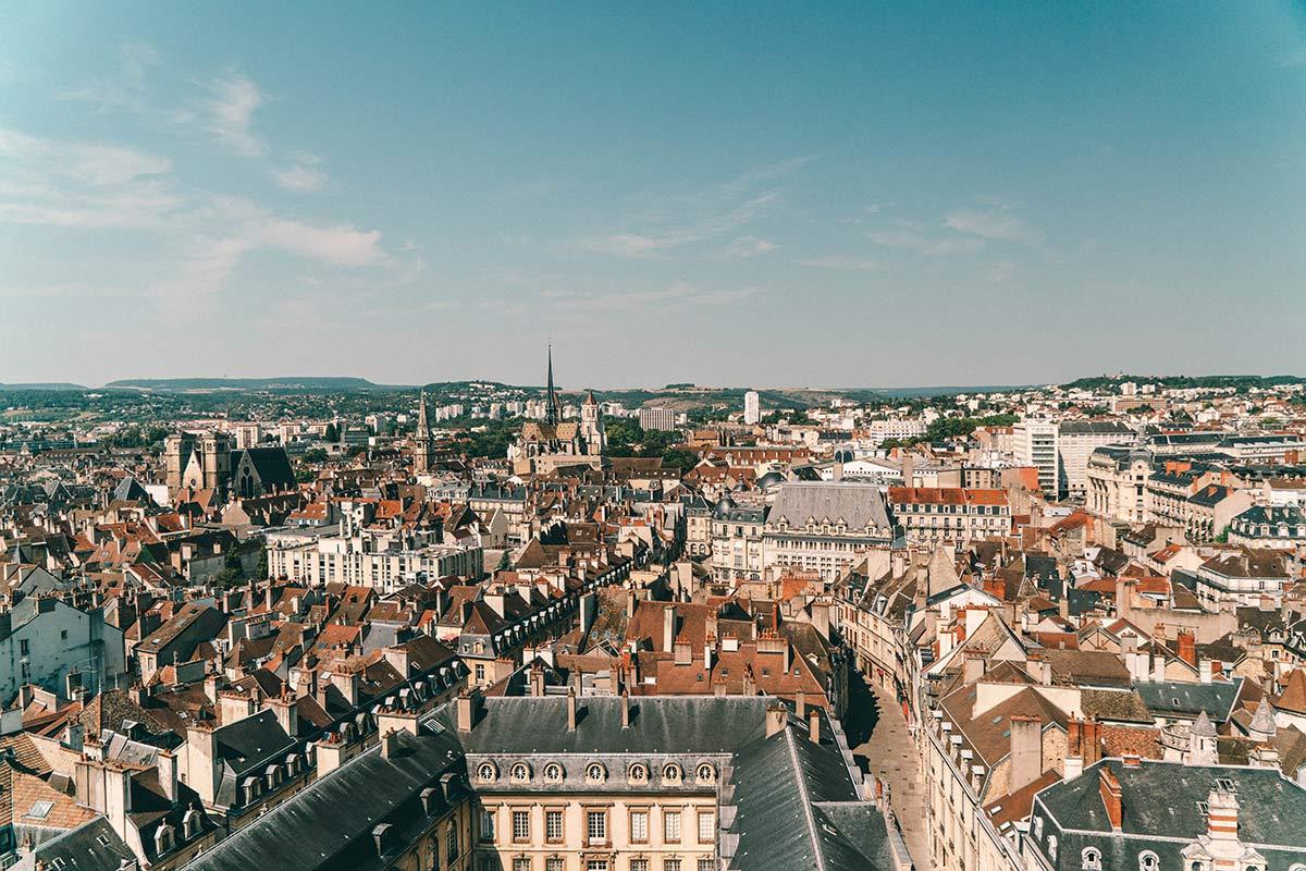 Aussicht Dijon