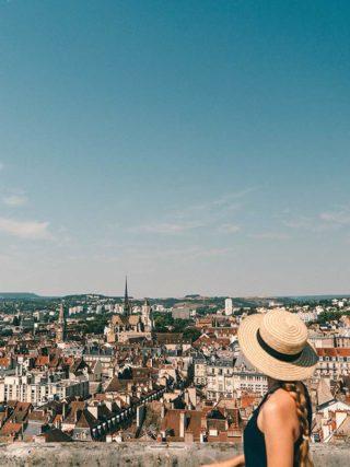 Aussicht Turm Philippe Le Bon