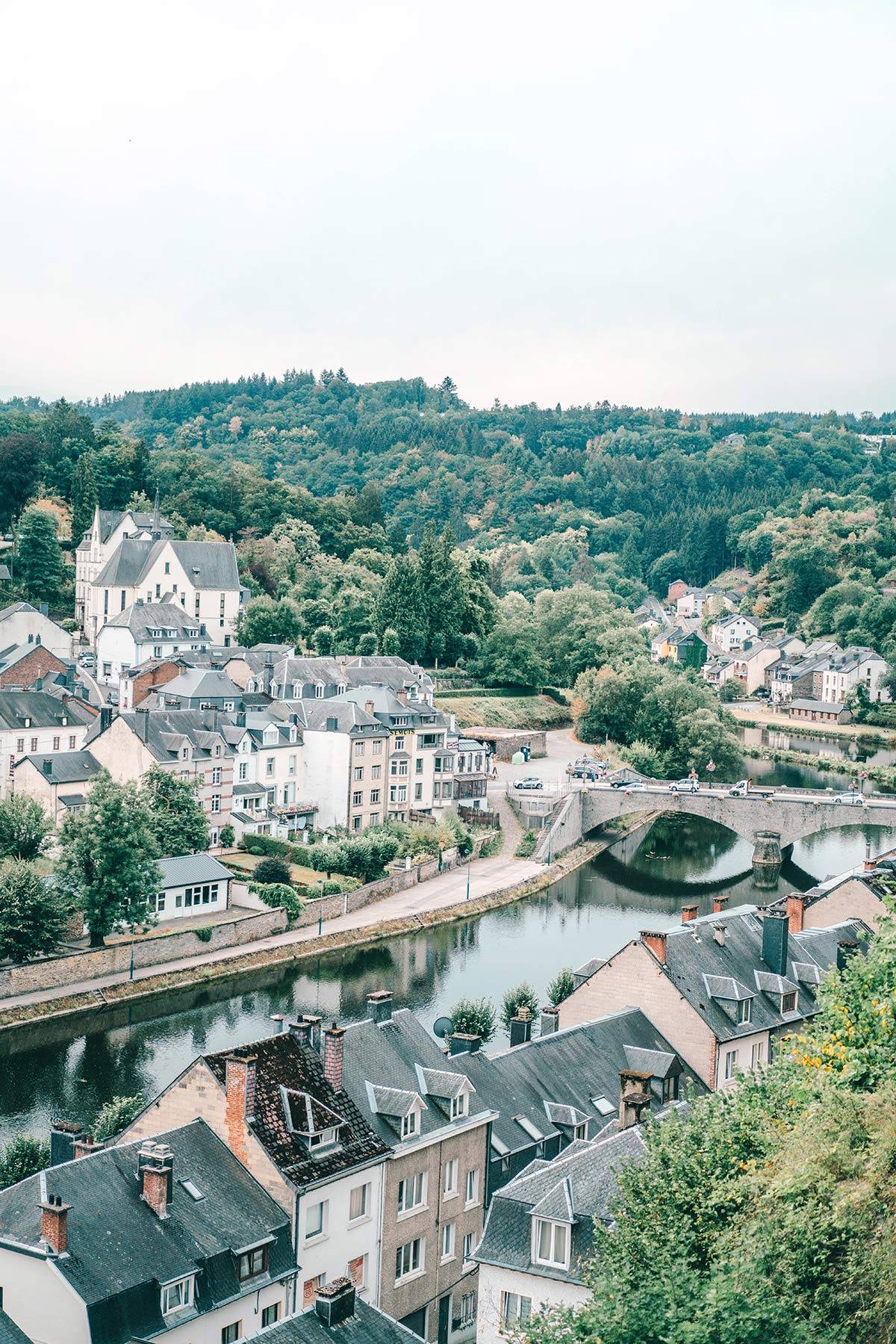 Bouillon in Belgien