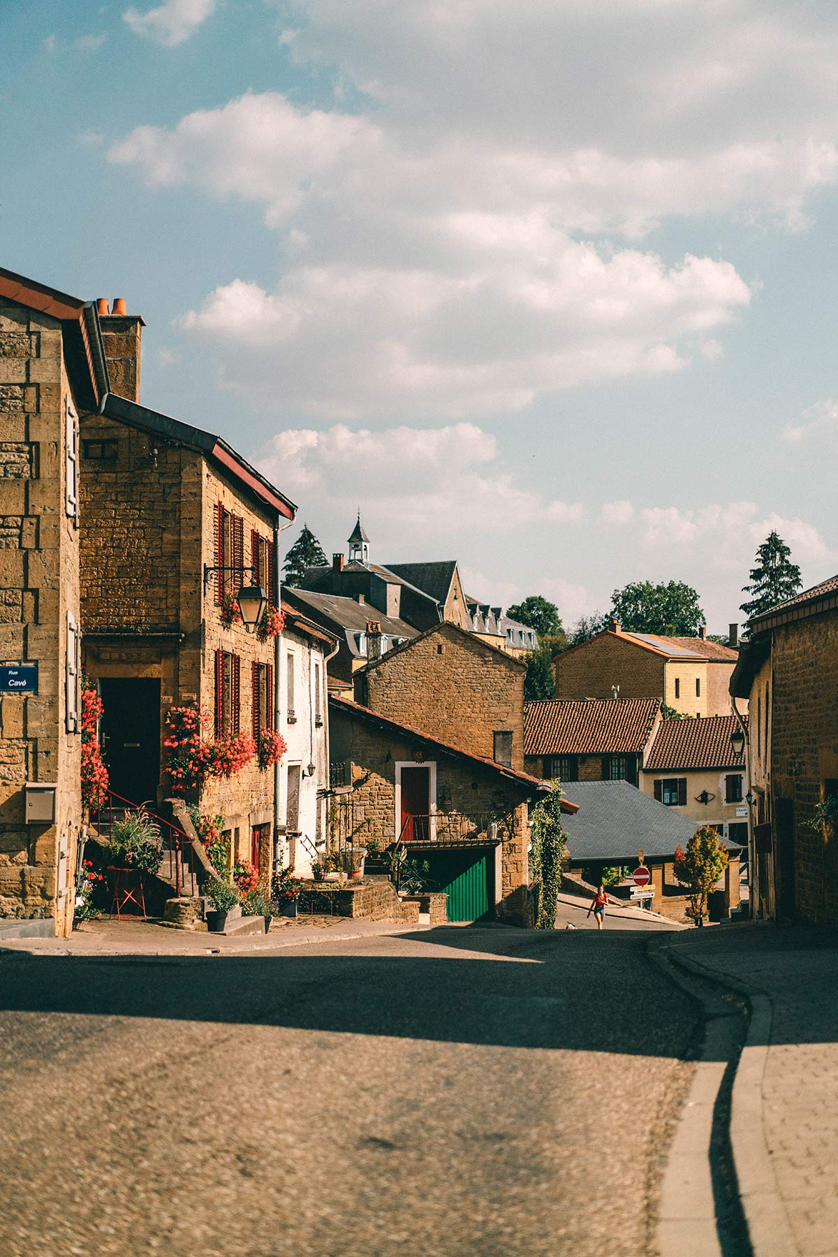 Belgien Torgny