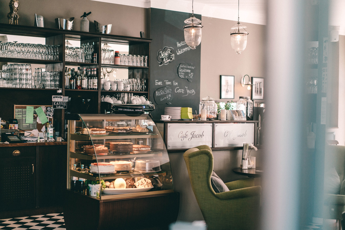 Cafe Jacob in Werder Berlin Ausflugsziele
