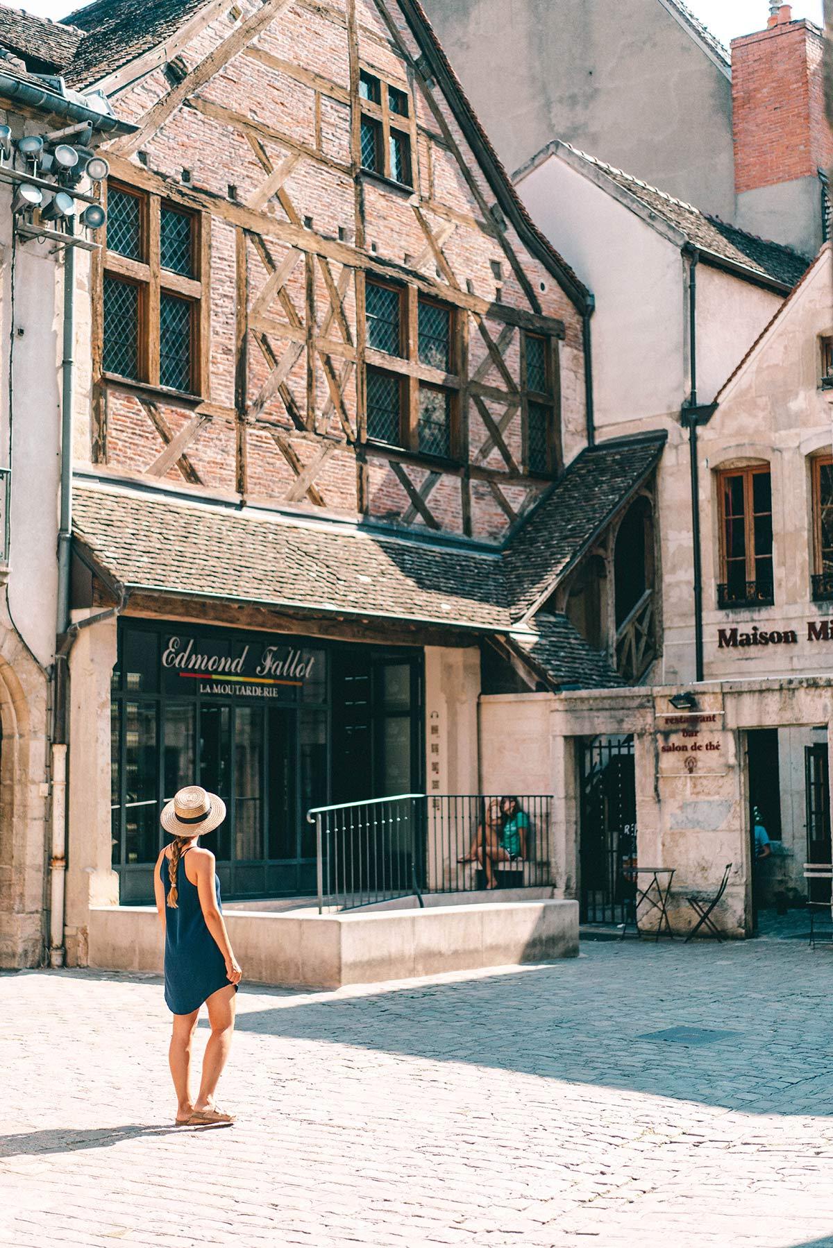Christine Neder in Dijon