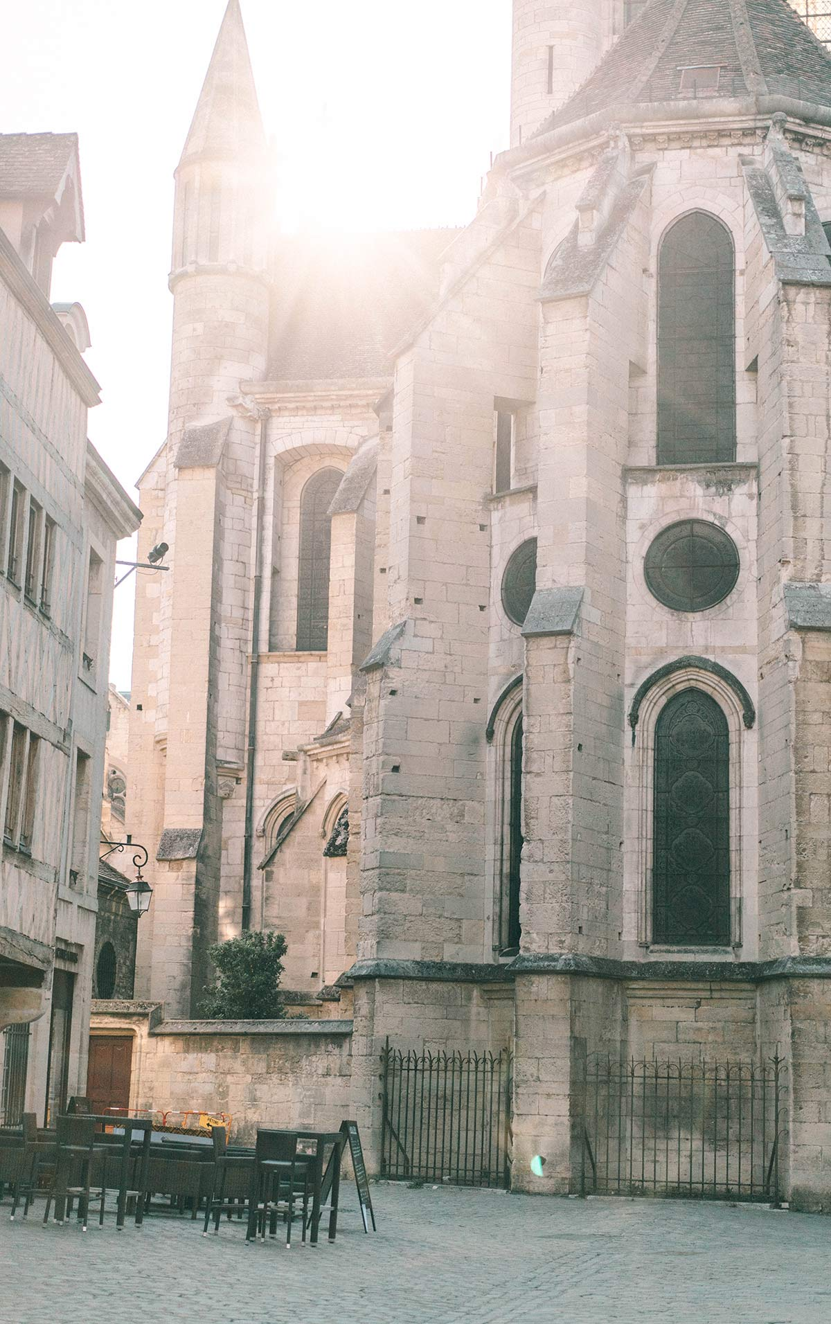 Stadtrundgang durch Dijon