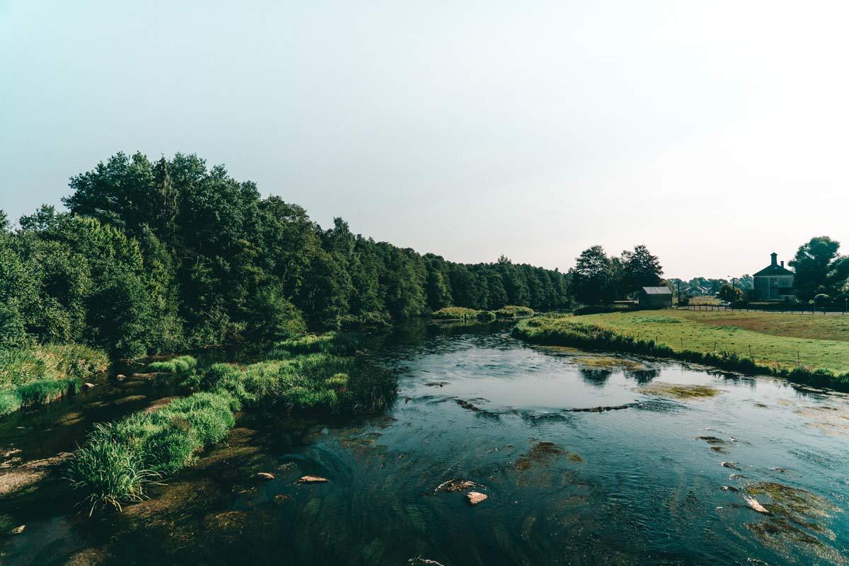 Fluss Chassepierre