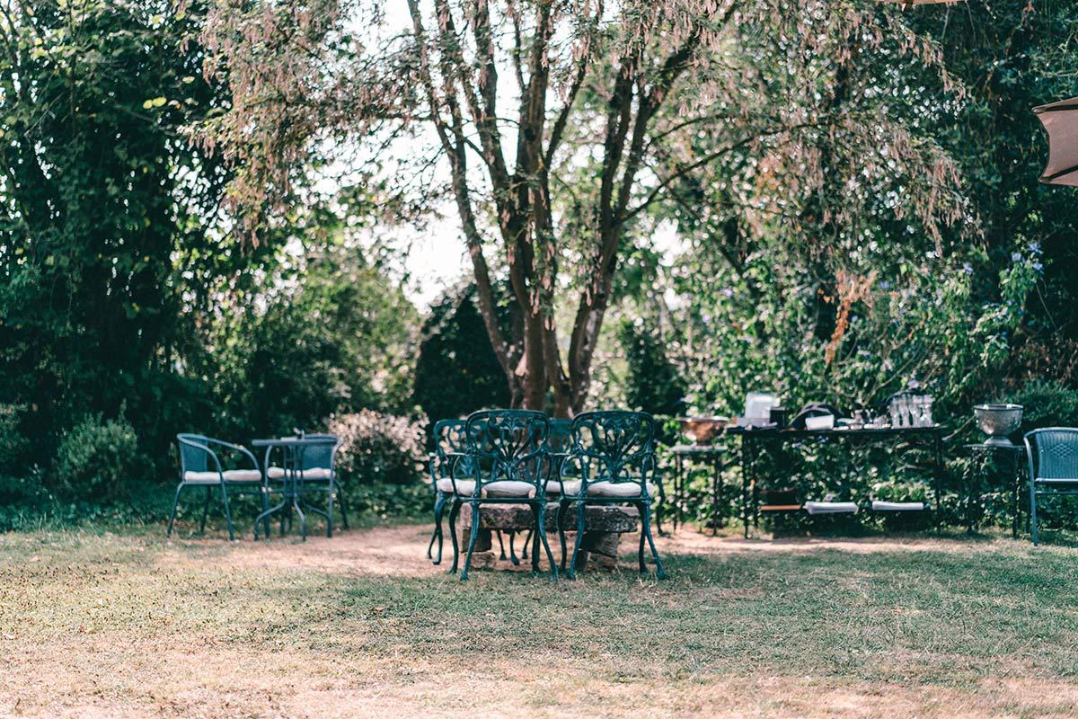 Garten La Grappe d'Or