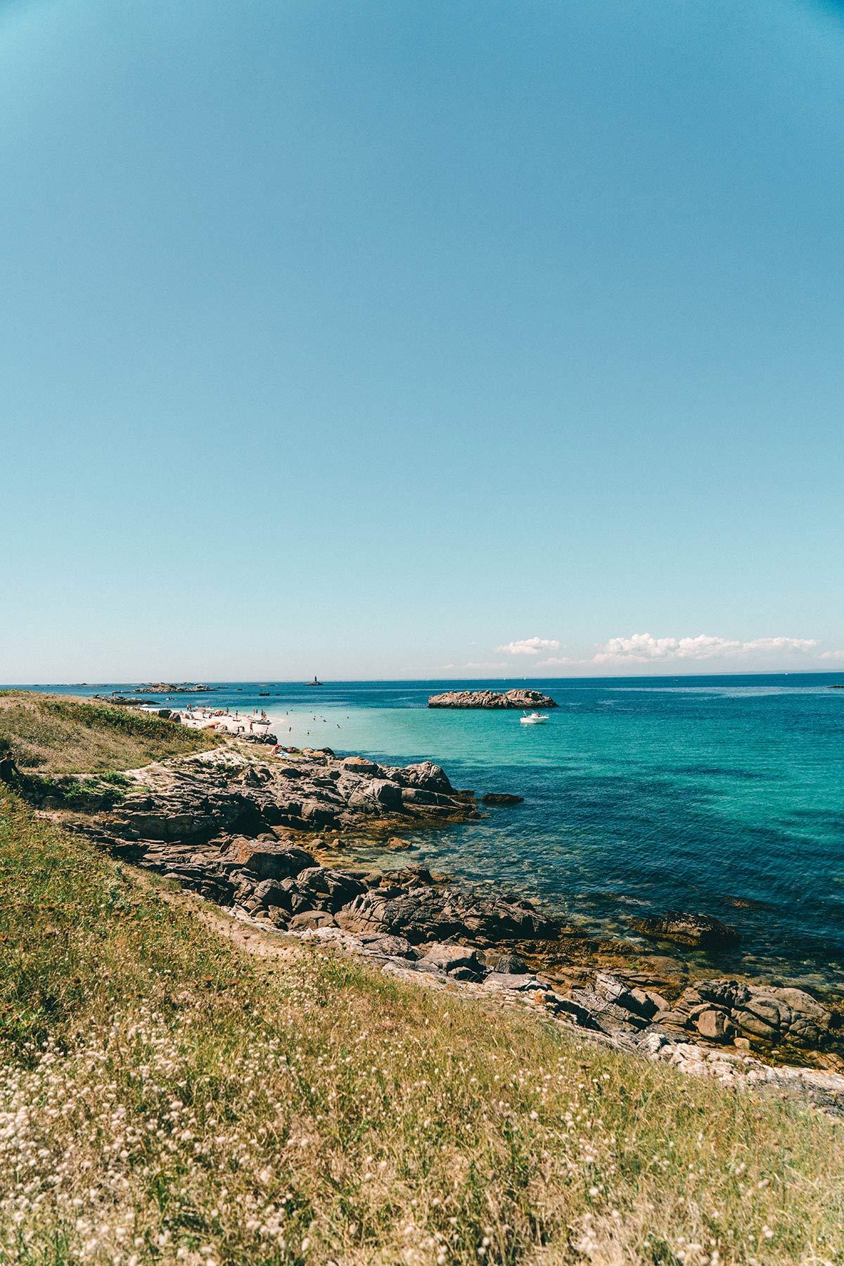 Glènan Inseln in der Bretagne