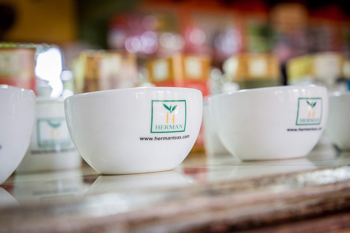 Herman Teas im Handunugoda Tea Estate