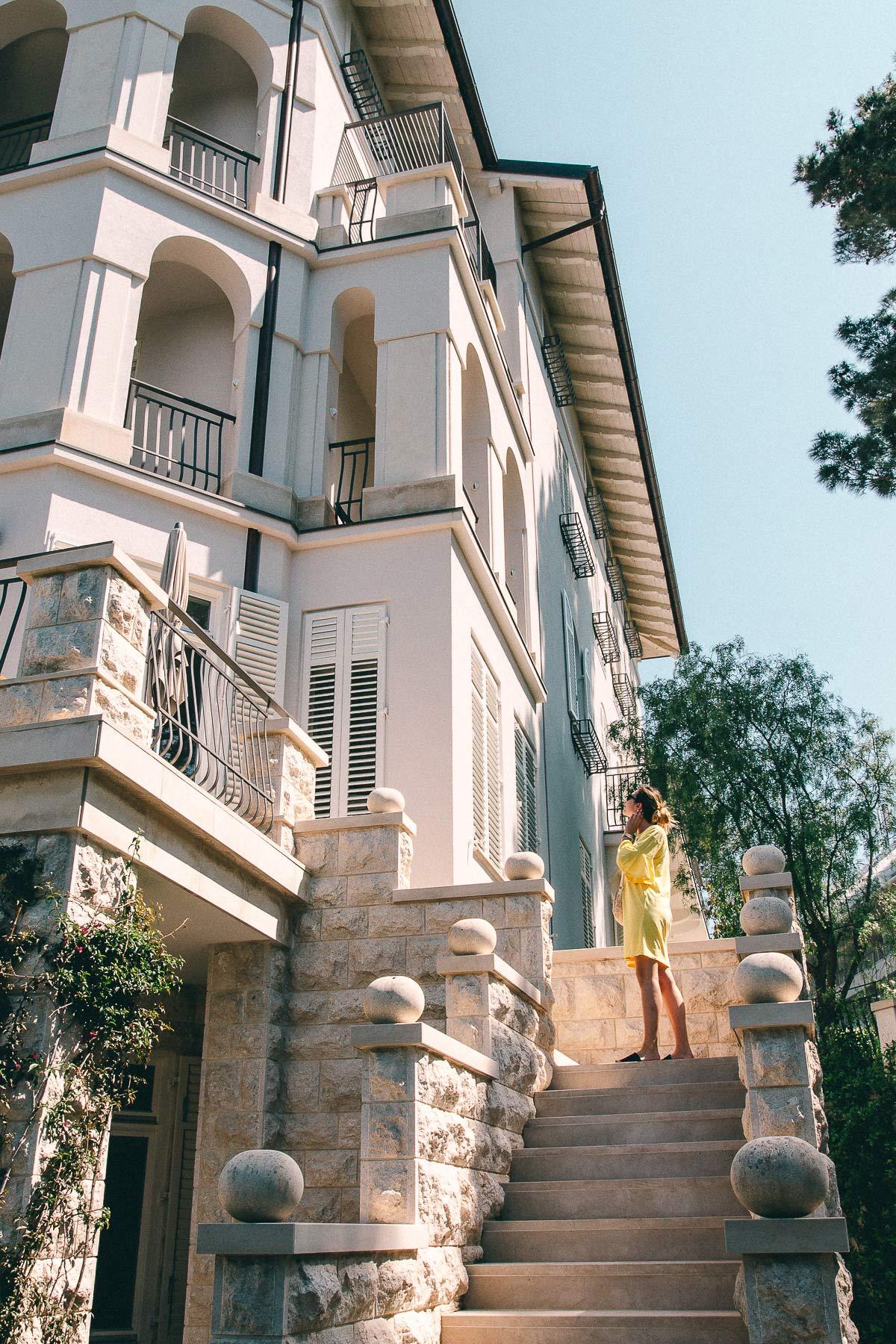 Kroatien Hotel Alhambra