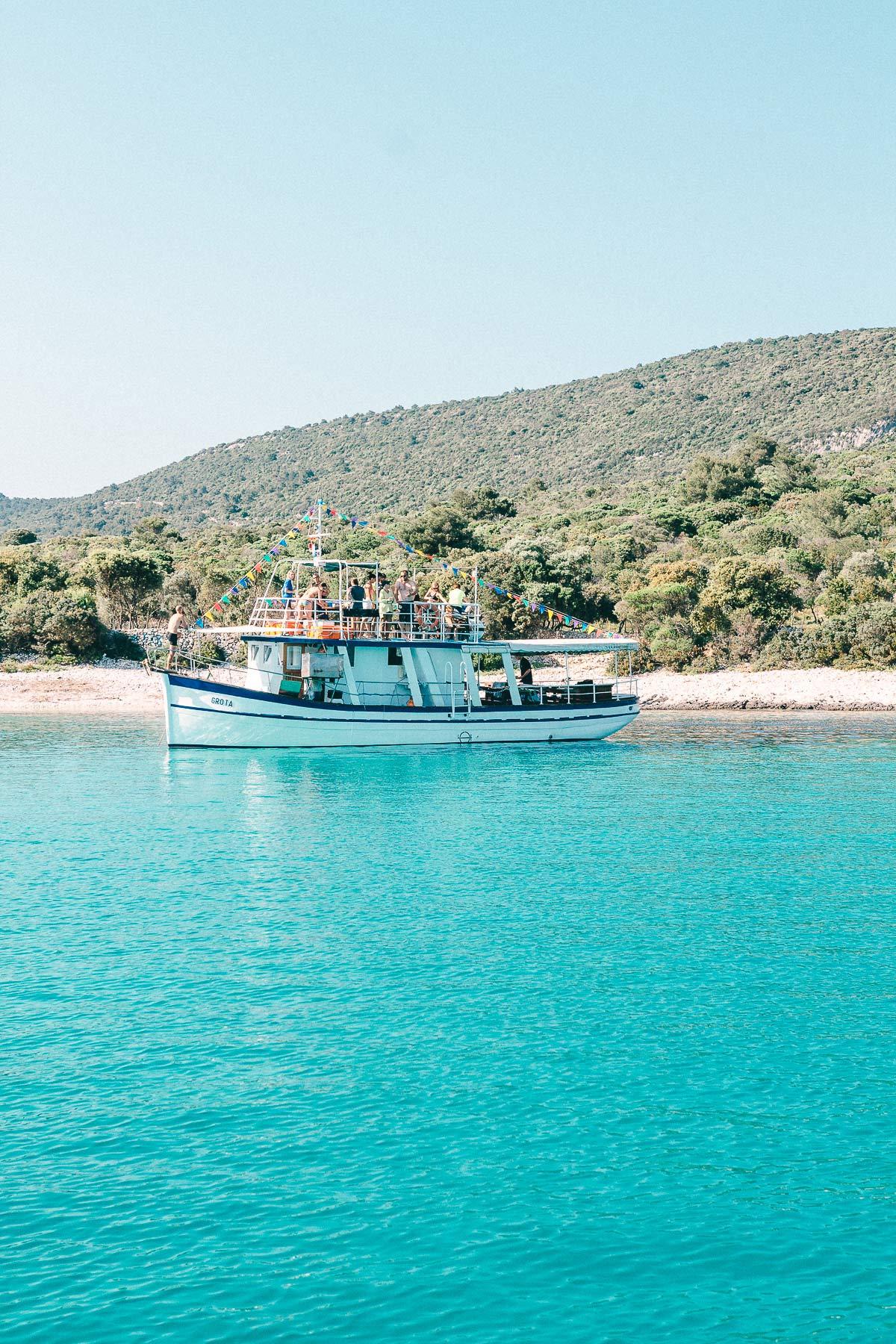 Kroatien Boot Segeln