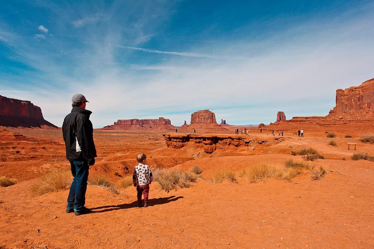 John Fords Point Monument Valley Sehenswuerdigkeiten
