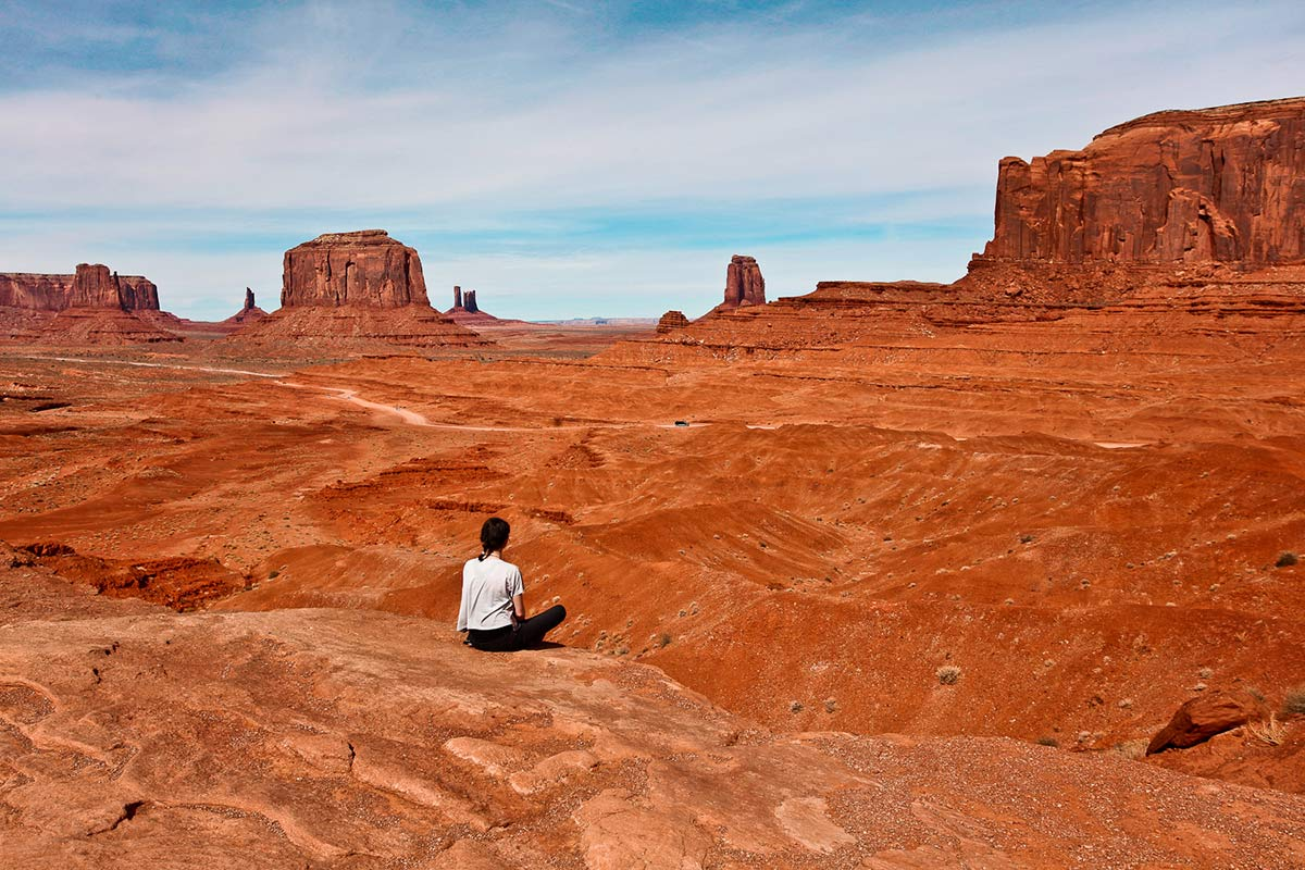 John Fords Point Monument Valley