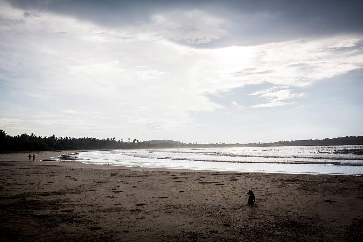 Kadolana Beach Sri Lanka