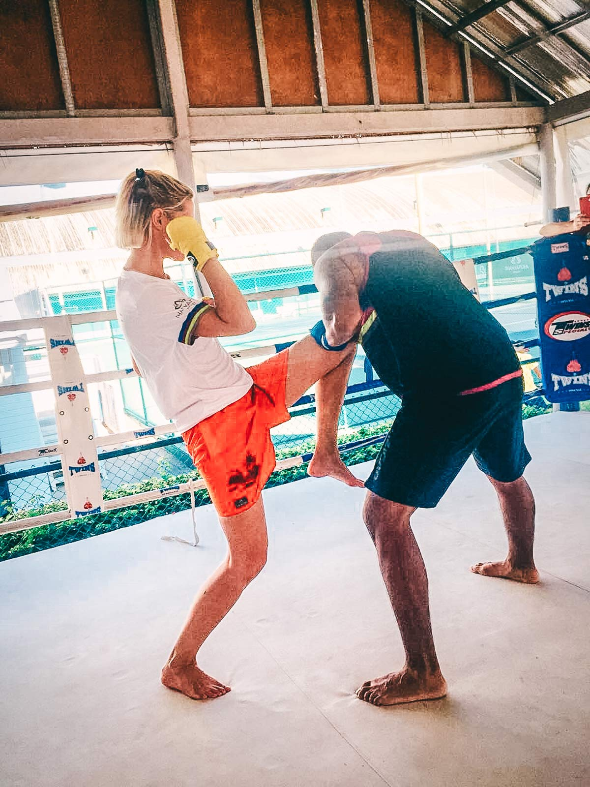 Kickboxing Thanyapura