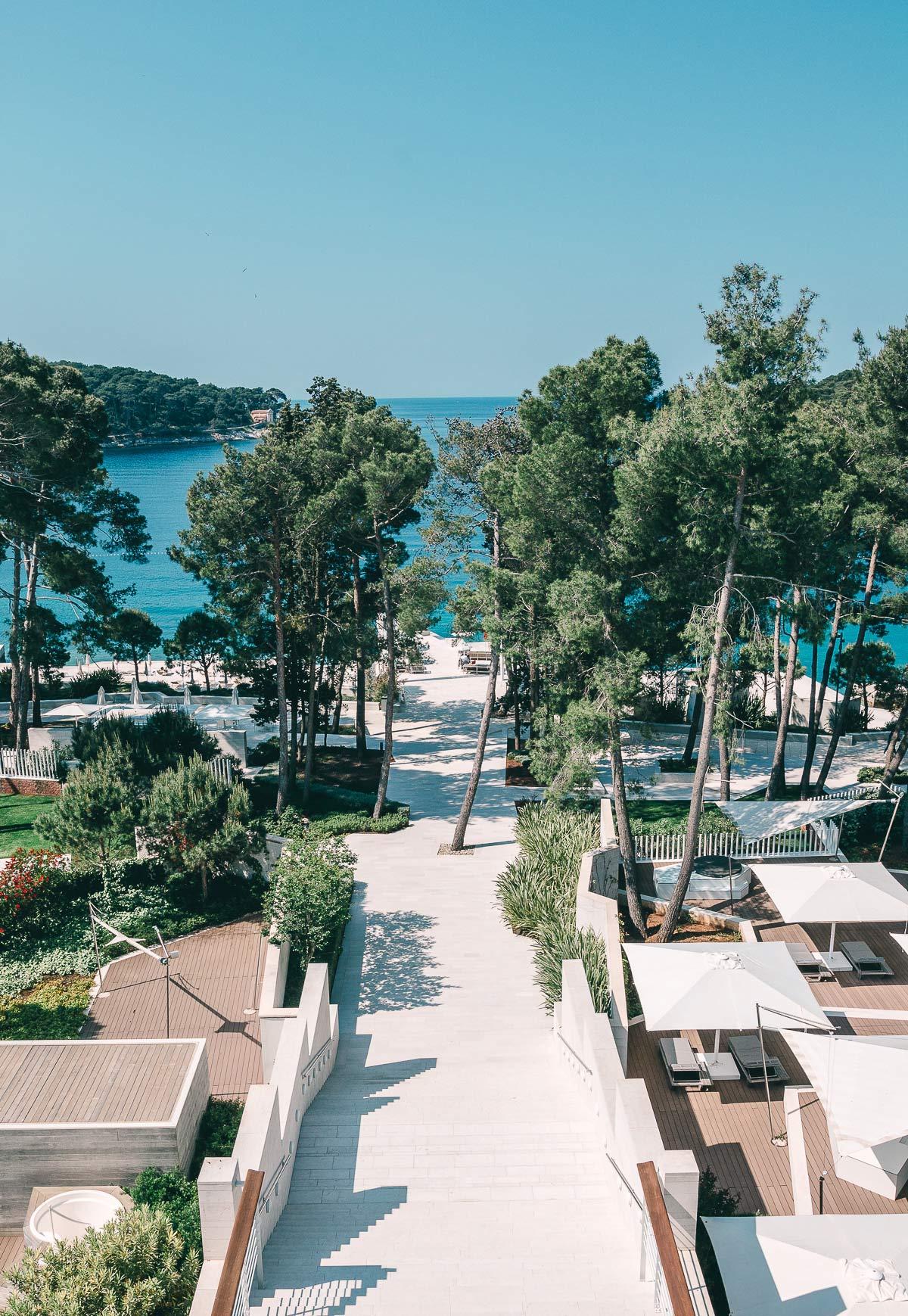 Kroatien Hotel