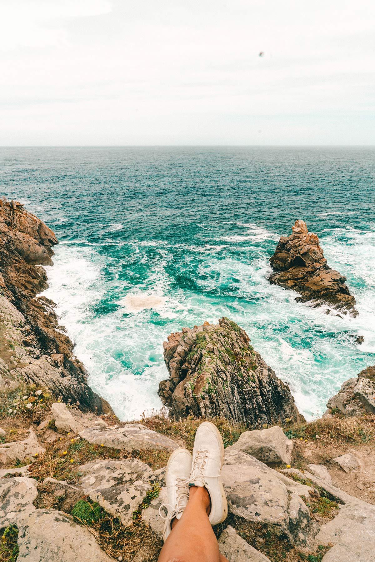 Aussicht vom Pointe du Raz