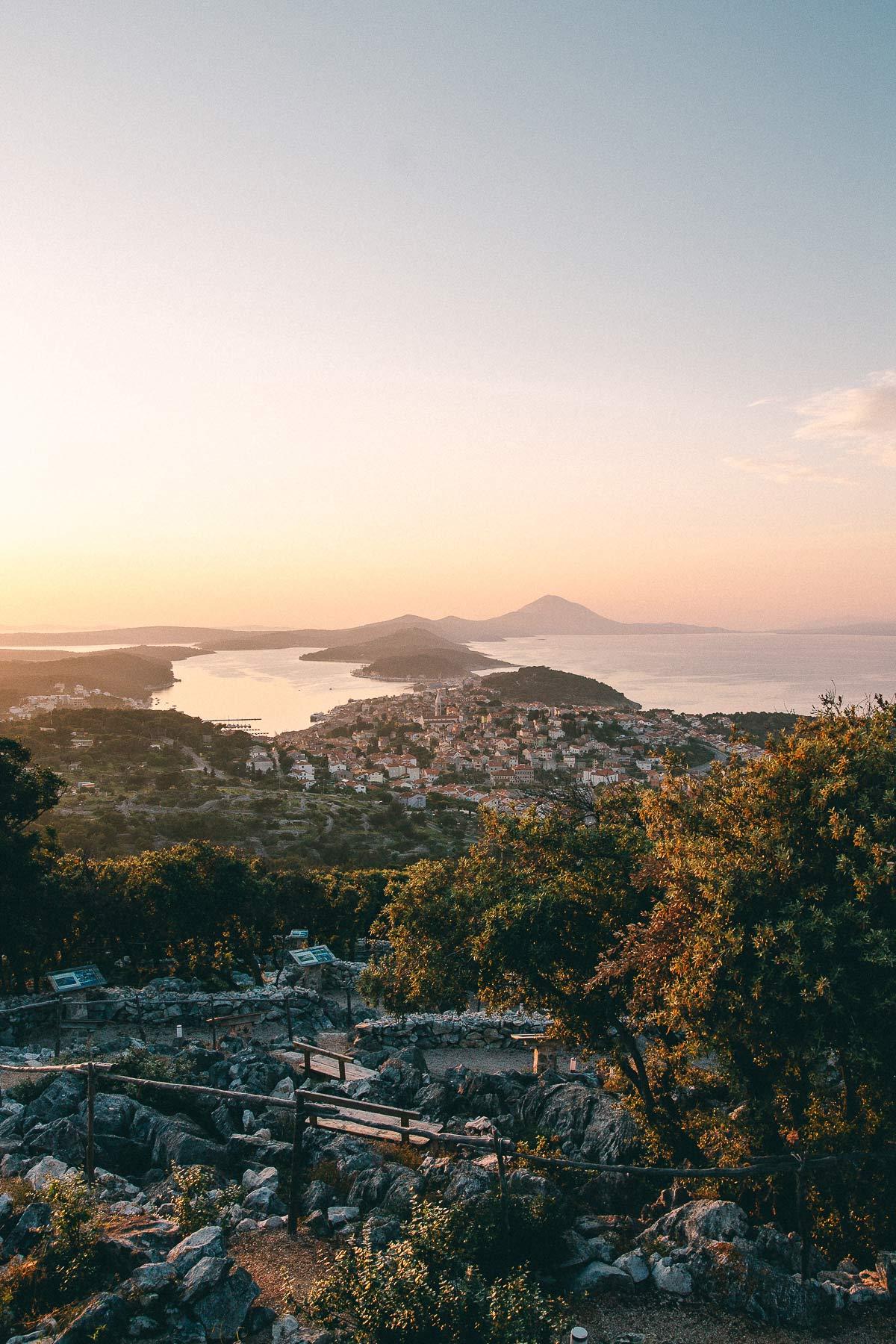 Kroatien Aussicht