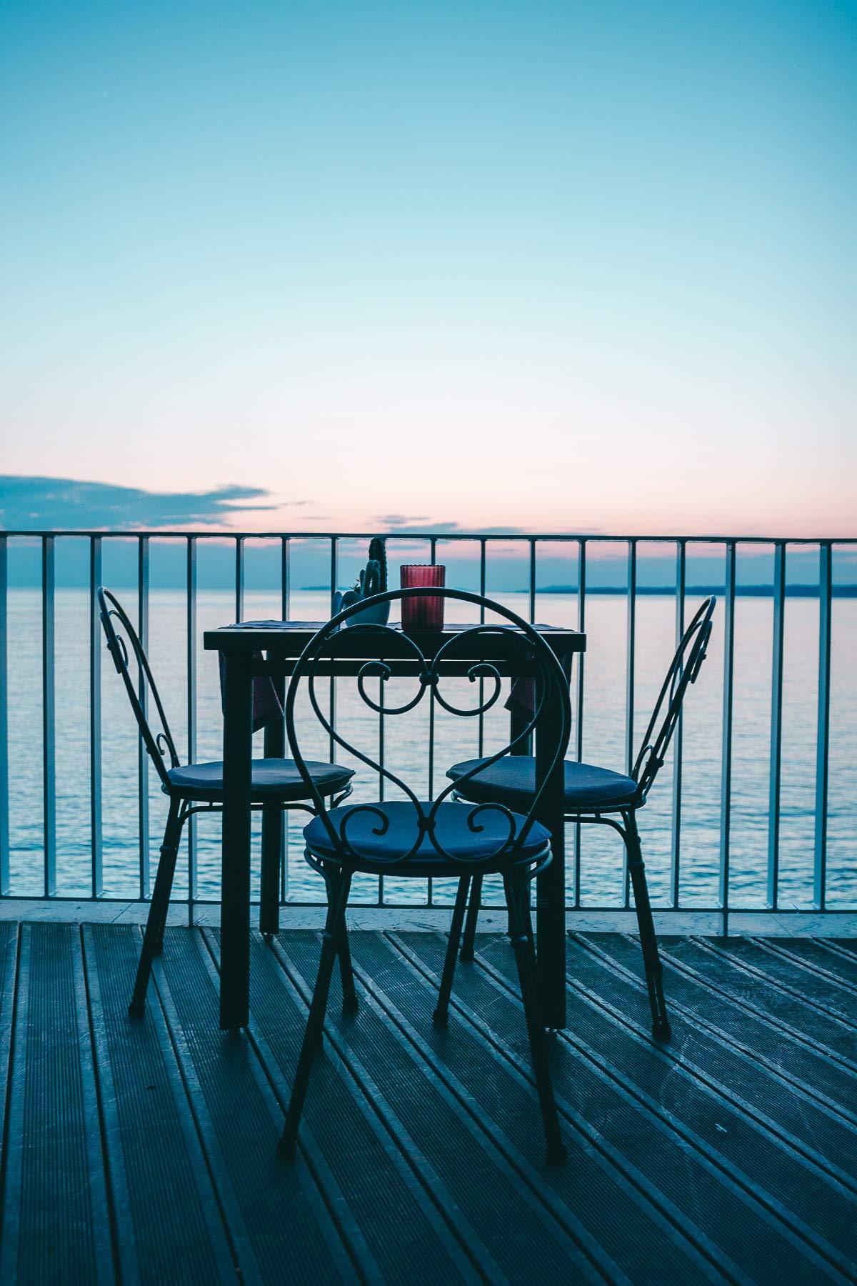 Kroatien Restaurant