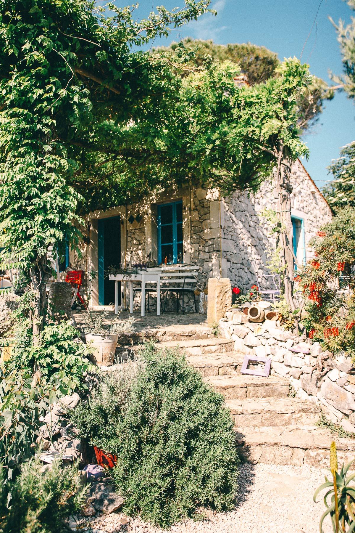 Kroatien Kräutergarten