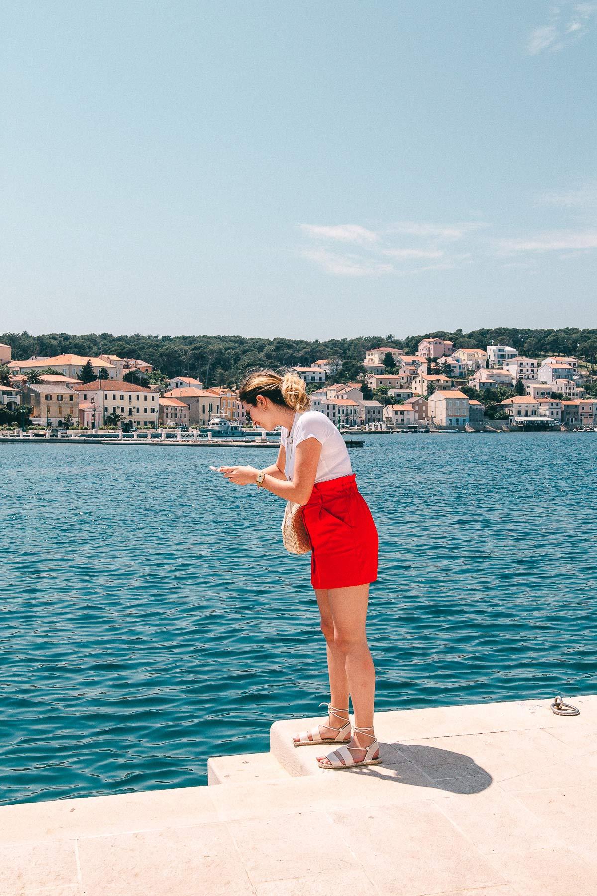 Kroatien Mali Losinj
