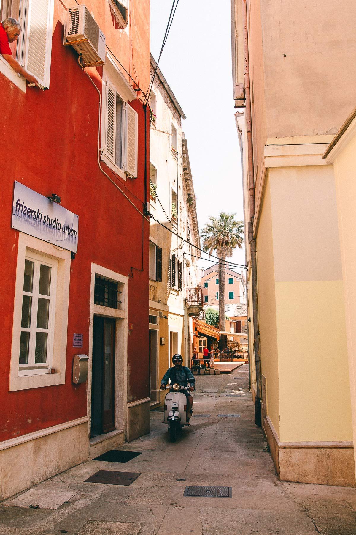 Altstadt von Mali Losinj