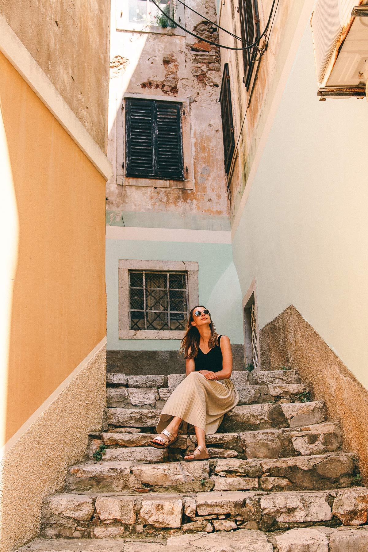 Kroatien Urlaub Insel Losinj