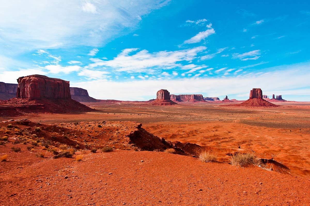 Monument Valley 17 mile loop drive