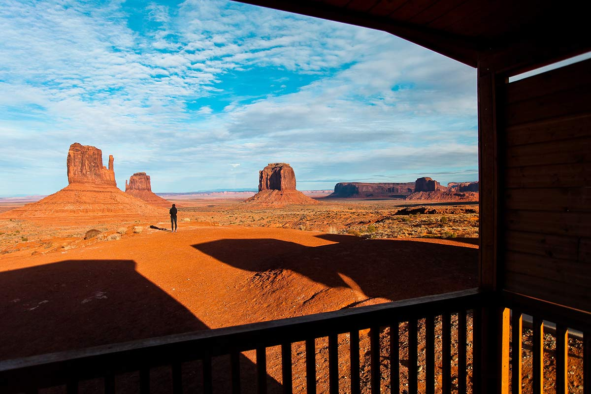 Monument Valley The View Hotel Cabin