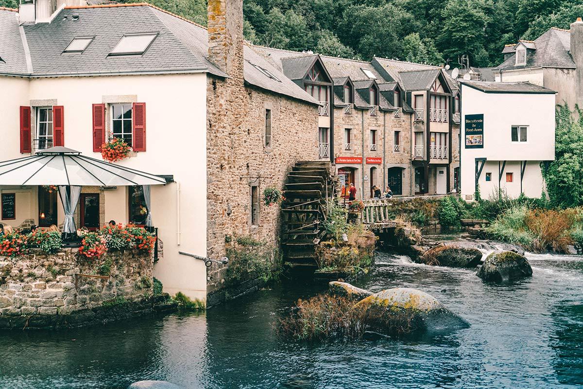 Mühle von Pont Aven