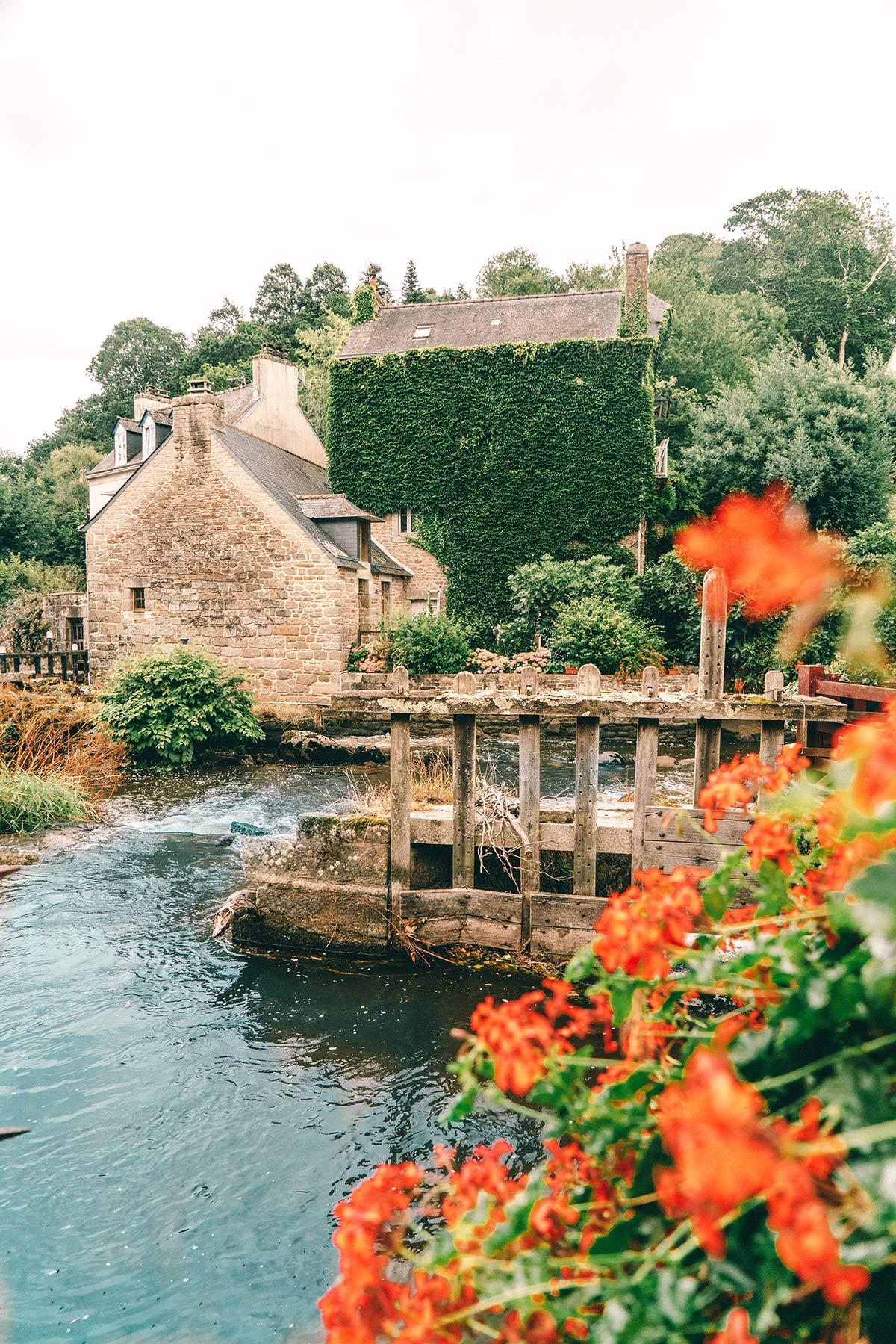 Das Mühlendorf Pont Aven