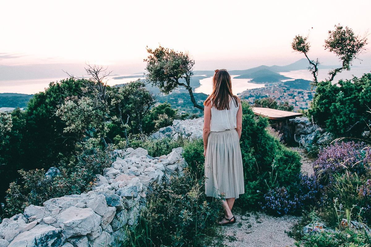 Ausblick Kroatien