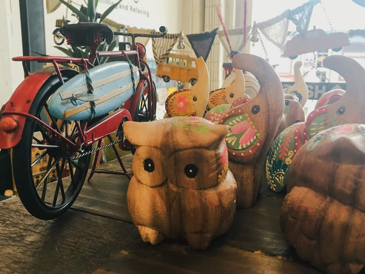 Owls Shop Old Town Phuket