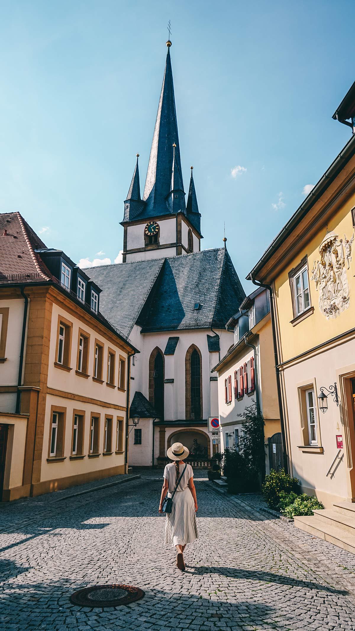 Pfarrkirche St. Kilian Bad Staffelstein
