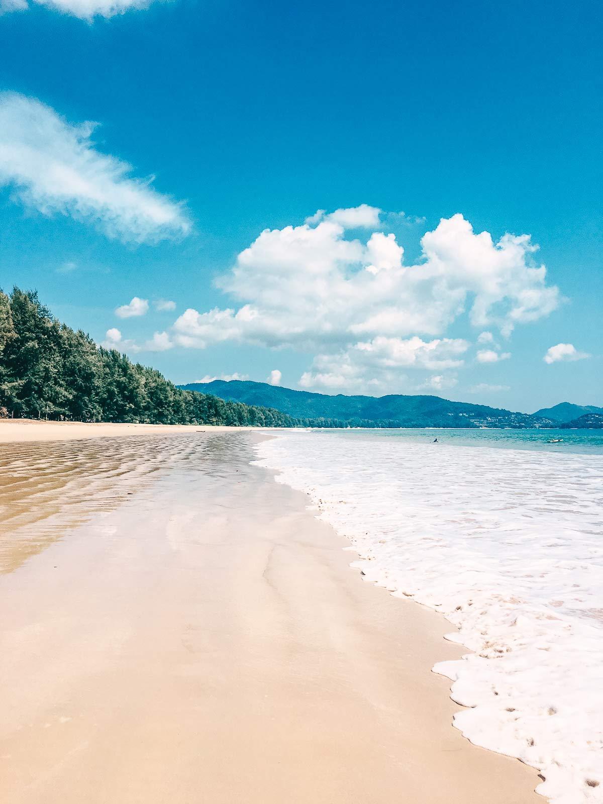 Phuket Layan Beach